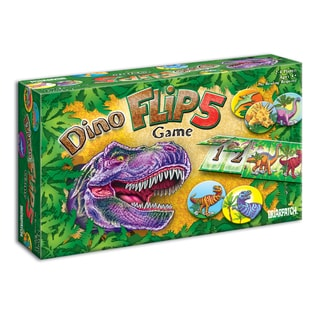 Dino Flip 5 Game