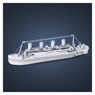 Metal Earth 3D Laser Cut Titanic Paper Model