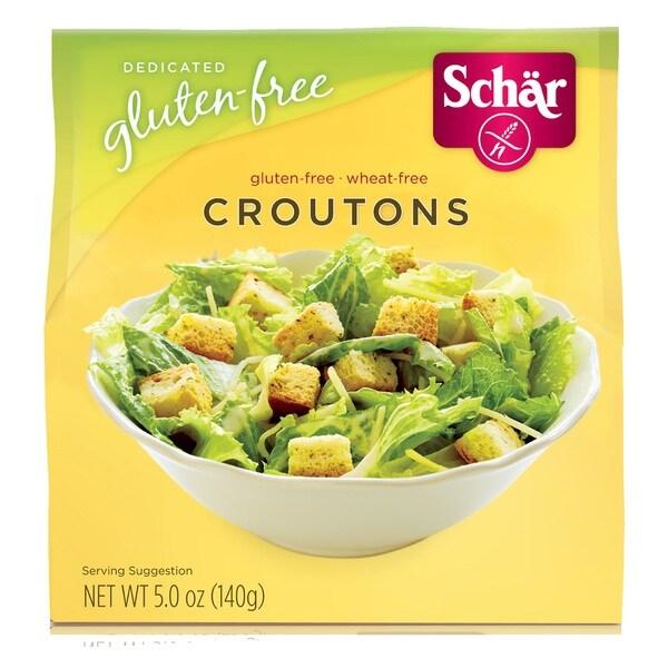 Schar Gluten-free Croutons (Case of 6) - 16846680 ...