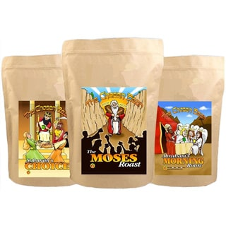 Chosen Value Araibica Micro-roasted Gourmet Artisan Coffee Blends Whole Bean (3 Pack)