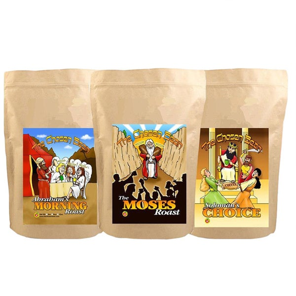 Try Me Chosen Sampler Coffee Pack