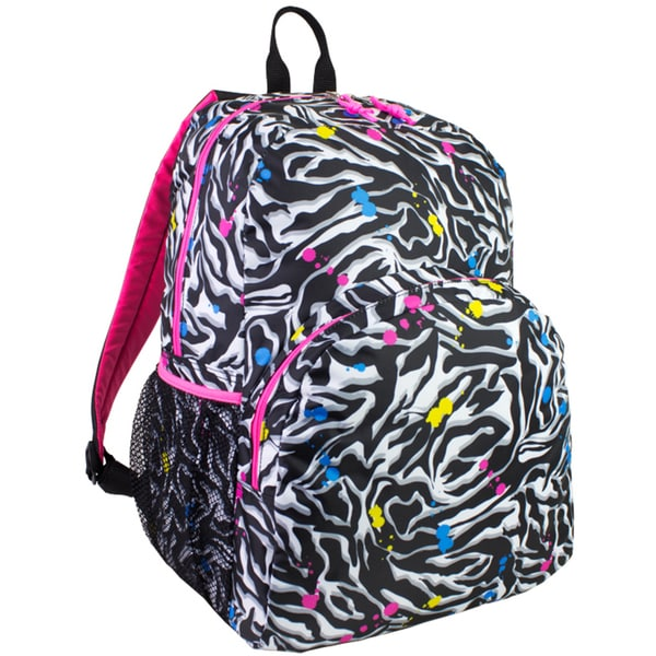 Zebra Dome Backpack