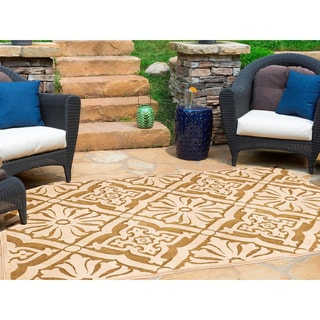 Livia Indoor/Outdoor Olefin Rug (3'9 x 5'8)