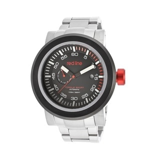 Red Line Men's RL-50046-BB-SS-11 Torque Sport Black Watch