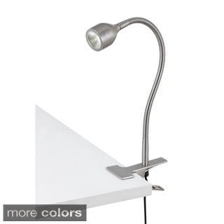 Cal Lighting LED 5-watt Gooseneck Clamp On Lamp