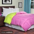 Lavish Home Reversible Down Alternative Comforter