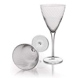 Luigi Bormioli Hypnos 16.25-ounce Crystal Wine Glasses (Set of 4)