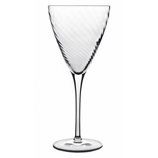 Luigi Bormioli Hypnos 12.75-ounce Crystal Wine Glasses (Set of 4)