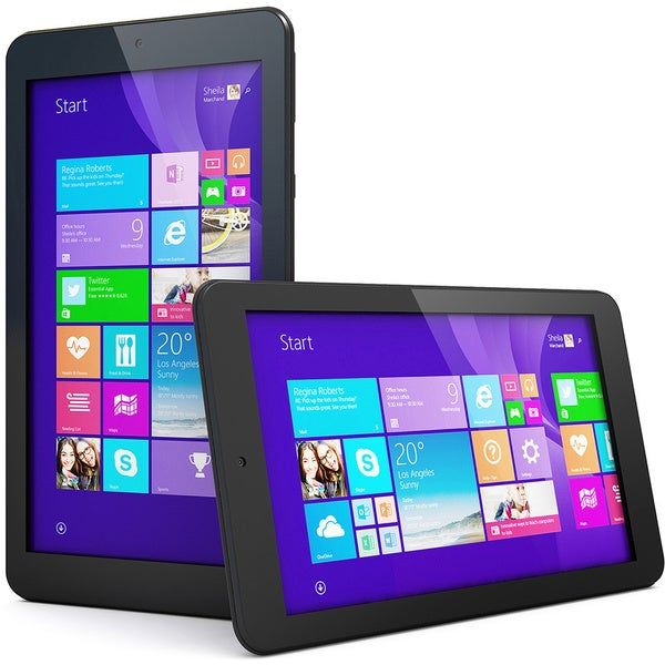 "Hipstreet W7 HS-7DTB34-16GB 16 GB Tablet PC - 7"" - Wireless LAN - Int"