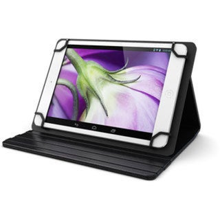"Hipstreet Carrying Case (Portfolio) for 8"" Tablet - Black"