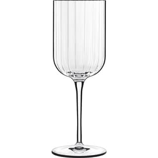 Bach 9.5-ounce White Wine Crystal Glasses (Set of 4)