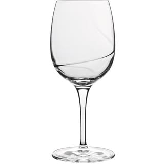 Luigi Bormioli Aero Clear Crystal 12.25-ounce Red Wine Glasses (Set of 6)