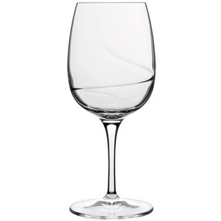 Luigi Bormioli Aero Crystal 11-ounce White Wine Glasses (Set of 6)