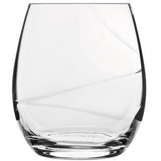 Luigi Bormioli Aero 13.5-ounce Stemless Wine Glasses (Set of 6)