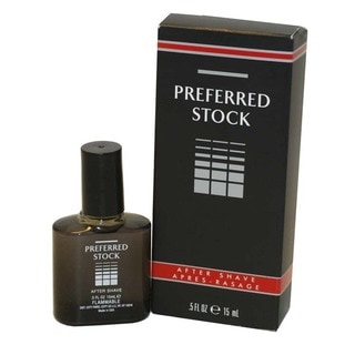 Coty Preferred Men's Stock 0.5-ounce Aftershave