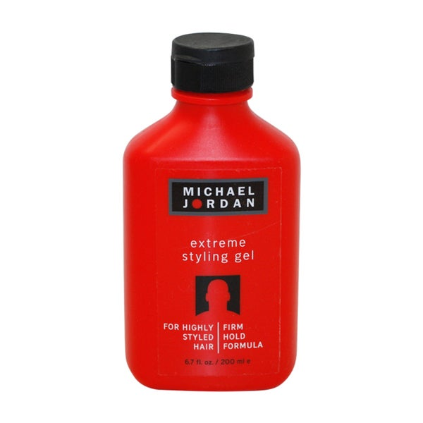 Michael Jordan 6.7-ounce Extreme Firm Hold Styling Gel