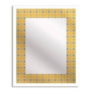 Gallery Direct Bold Geometry III Mirror Art