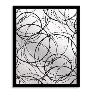 Gallery Direct Circles Mirror Art