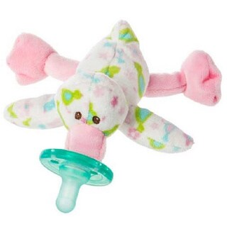 WubbaNub Little Squirt Duck Mary Meyer Limited Edition Pacifier