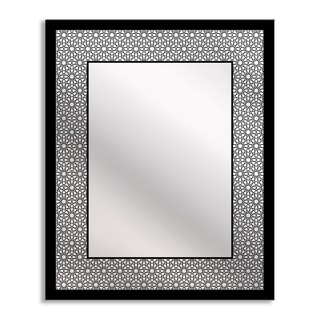 Gallery Direct Bold Geometry I Mirror Art