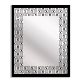 Gallery Direct Ivook 'Dancing Ellipse' Mirror Art