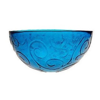 French Home 7-inch Cornflower Blue Soup/ Cereal Bowl (Set of 6)