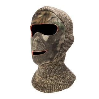 QuietWear Reversible Camo Facemask