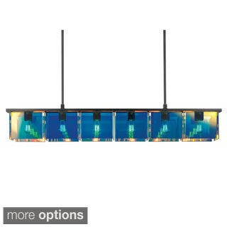 Sonneman Lighting Dichroix 6-light Bar Pendant