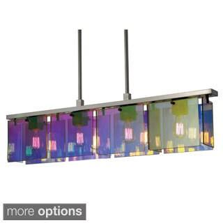 Sonneman Lighting Dichroix 4-light Bar Pendant