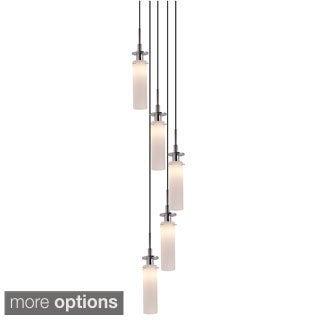 Sonneman Candle 5-light Round Pendant