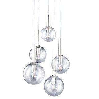 Sonneman Bubbles 5-light Pendant