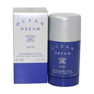 Designer Parfums of London Ocean Dream Men's 2.6-ounce Alcohol Free Deodorant Stick