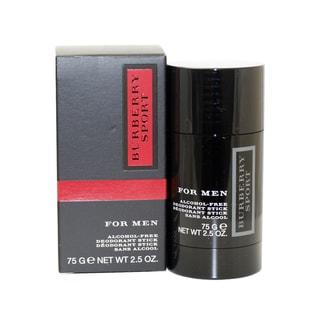 Burberry Sport Men's 2.5-ounce Alcohol-free Deodorant Stick
