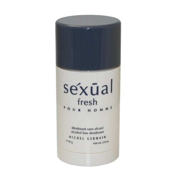 Michel Germain Sexual Fresh Men's 2.8-ounce Alcohol-free Deodorant Stick