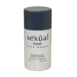 Michel Germain Sexual Fresh Men's 2.8-ounce Alcohol-free Deodorant Stick