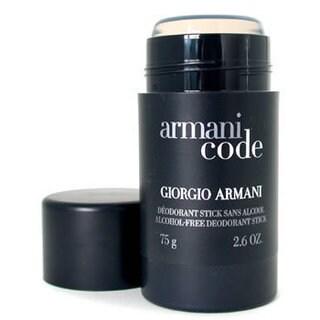 Armani Code Men's 2.6-ounceDeodorant Stick
