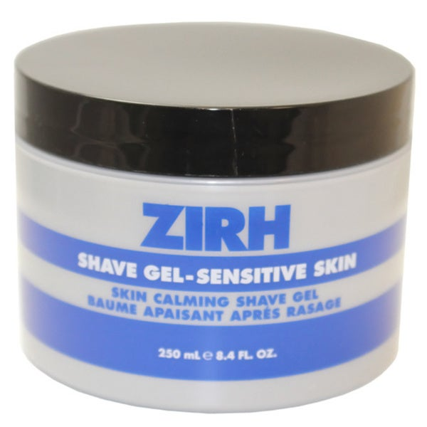 Zirh International Men's 8.4-ounce Skin Calming Sensitive Skin Shave Gel