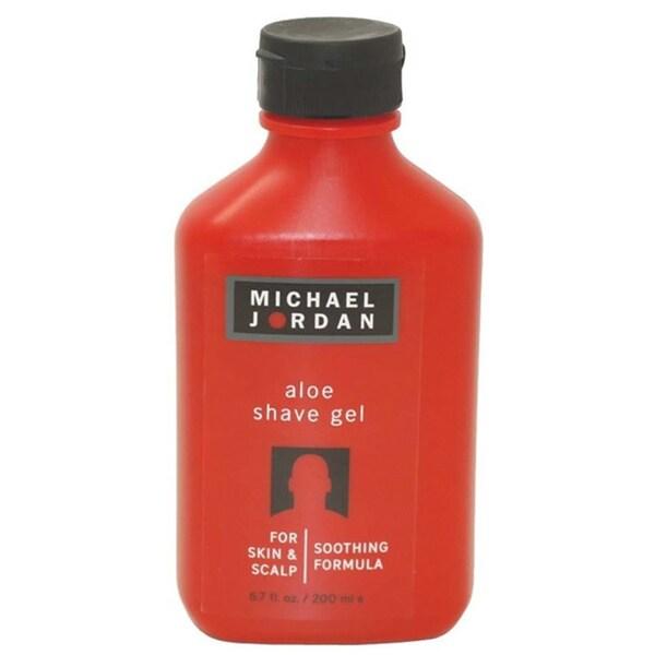 Michael Jordan Men's 6.7-ounce Aloe Shave Gel