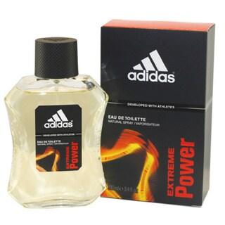 Adidas Extreme Power Men's 3.4-ounce Eau de Toilette Spray