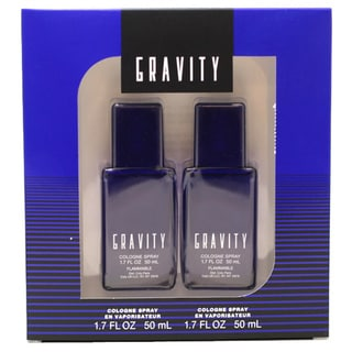 Coty Gravity Men's 2-piece Fragrance Set