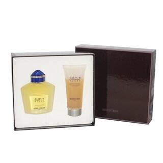 Boucheron Jaipur Homme Men's 2-piece Fragrance Set