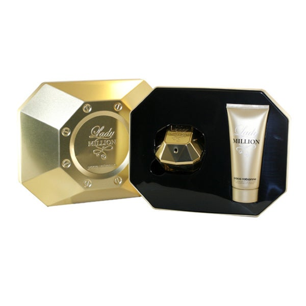 Paco Rabanne Lady Million Women's 2-piece Fragrance Set