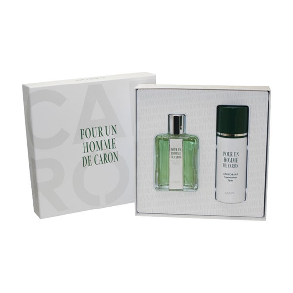 Caron Pour Un Homme Men's 2-piece Fragrance Set