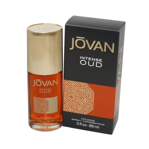 Jovan Intense Oud Women's 3-ounce Cologne Spray