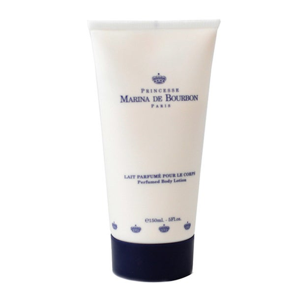 Marina de Bourbon Women's Princess 5-ounce Perfumed Body Lotion