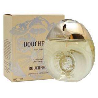 Boucheron Women's 3.3-ounce Eau Legere Spray Limited Edition