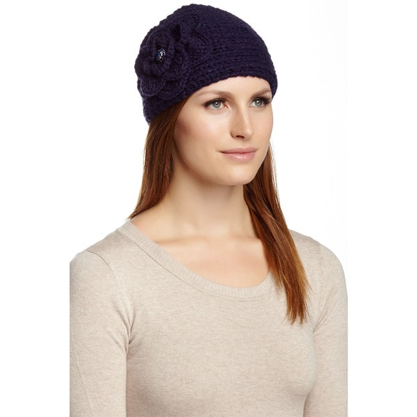 KC Signatures Floral Ear Warmer/ Headwrap