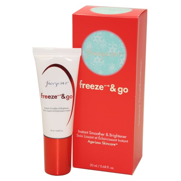 Freeze 24/7 Freeze & Go 0.68-ounce Instant Smoother and Brightener