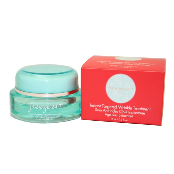 Freeze 24/7 Women's Instant Targeted 0.5-ounce Wrinkle Treatment