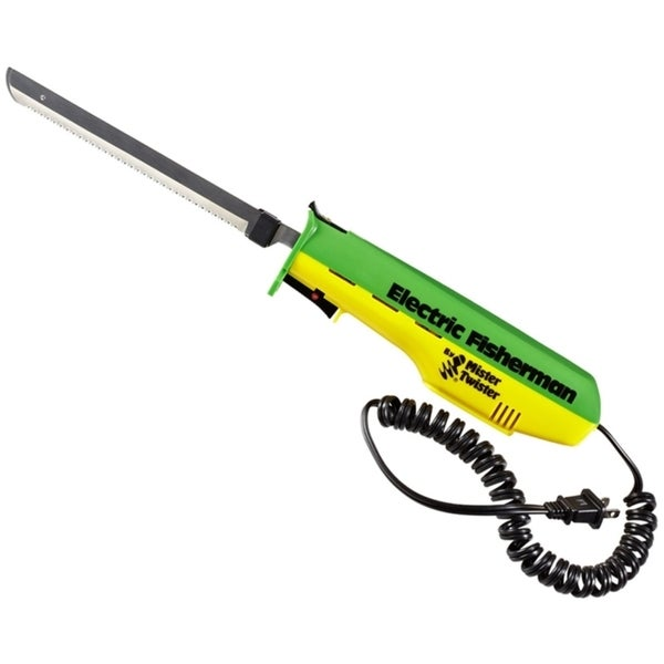 Mister Twister 1201 Electric Fisherman 110-volt Knife